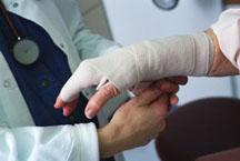 wrist fracture